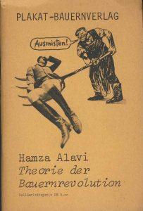 Alavi - Theorie der Bauernrevolution