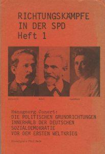Conert_Richtungskaempfe-in-der-SPD